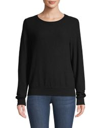 Wildfox - Basic Crewneck Sweatshirt - Lyst