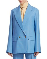 The Row - Presner Jacket - Lyst