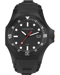 Givenchy - Five Shark Analog Watch - Lyst