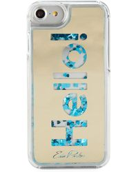 Edie Parker - Hello Floating Phone Case - Lyst