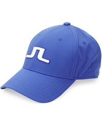 85cbe5fa3f3 Lyst - J.Lindeberg Angus Tech Baseball Cap in Gray for Men