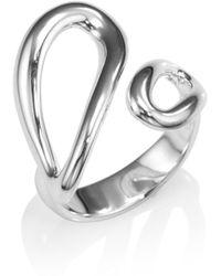 Ippolita - Cherish Sterling Silver Ring - Silver - Lyst