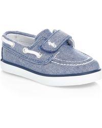 Ralph Lauren - Little Boy's & Boy's Sander Ez Deck Shoe - Lyst