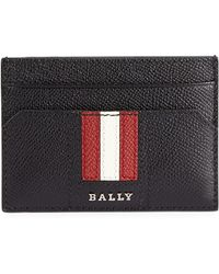 Bally - Taclipo Leather Card Case - Lyst