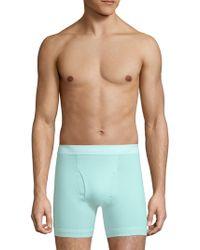 Calvin Klein - 3-pack Stretch Cotton Boxer Briefs - Lyst