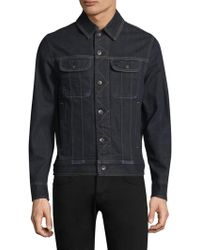 Rag & Bone - Jean Jacket - Lyst