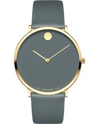 Movado - Museum Dial 70th Anniversary Special Edition Watch - Lyst