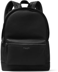 4a8006eb44b9 Michael Kors - Men's Bryant Pebble-textured Leather Backpack - Luggage -  Lyst