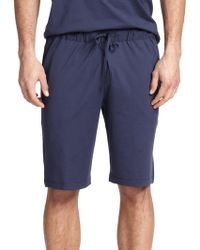 Hanro - Cotton Knit Shorts - Lyst