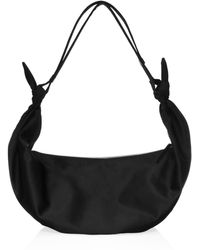 Elizabeth and James - Gwen Satin Hobo Bag - Lyst
