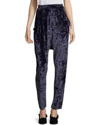 Hudson Jeans - Baja East Harem Pants - Lyst