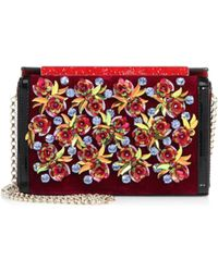 Christian Louboutin - Vanite Small Clutch - Lyst