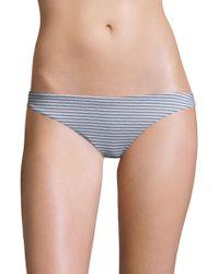 Eberjey - Annia Sea Stripe Bottoms - Lyst