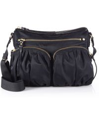 MZ Wallace - Paige Nylon Crossbody Bag - Lyst