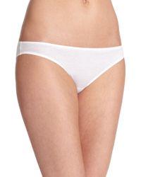 Hanro - Ultralight Bikini - Lyst