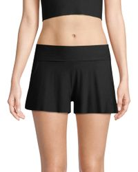 Commando - Butter High Rise Sleep Shorts - Lyst