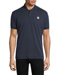 J.Lindeberg - Golf Bevin Short-sleeve Polo - Lyst