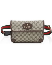 Gucci | Neo Vintage Canvas Belt Bag | Lyst