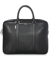 Paul Smith - Leather Briefcase - Lyst