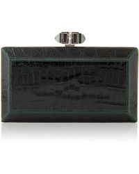 Judith Leiber Couture - Cayman Clutch - Lyst
