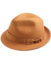 Barbisio | Wool Panama Hat | Lyst