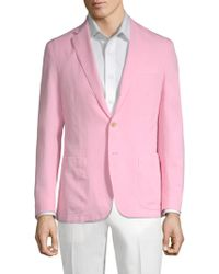 Polo Ralph Lauren - Morgan Yale Slim-fit Blazer - Lyst
