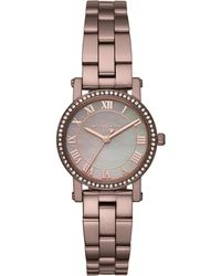 d404f3d2a64f Lyst - Michael kors Women s Gold Steel Watch in Metallic