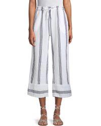 lemlem - Zena Striped Pants - Lyst