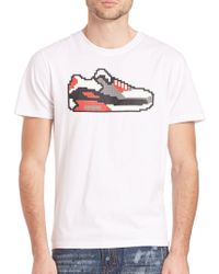 Mostly Heard Rarely Seen - Sneaker Graphic Tee - Lyst