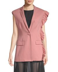 Maggie Marilyn - Girls With A Dream Vest - Lyst