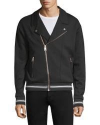 The Kooples | Asymmetric Zip-up Jacket | Lyst