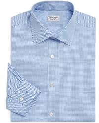 Charvet - Checked Regular-fit Dress Shirt - Lyst