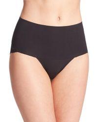 Spanx - Undie-tectable Lace Cheeky Panties - Lyst