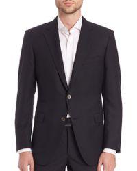 Saks Fifth Avenue - Samuelsohn Classic-fit Wool Sportcoat - Lyst