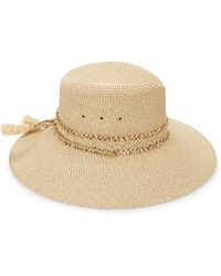 Eric Javits - Voyager Woven Hat - Lyst
