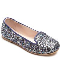 Bloch - Kid's Glitter Flats - Lyst