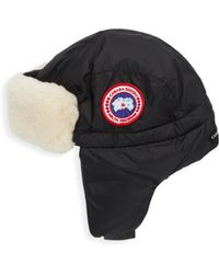 Canada Goose - Baby's Aviator Hat - Lyst