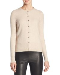 Saks Fifth Avenue - Collection Turtleneck Cashmere Sweater - Lyst