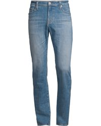 AG Jeans - Graduate Slim Straight-fit Jeans - Lyst