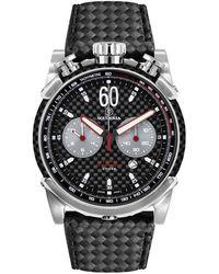 CT Scuderia - Fibra Di Carbonio Stainless Steel Watch - Lyst