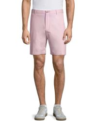 Peter Millar - Stretch Chino Shorts - Lyst