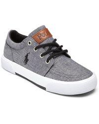 Ralph Lauren - Kid's Faxon Ii Ez Lace-up Sneakers - Lyst