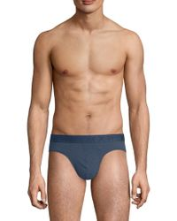 2xist - Pima-stretch No Show Briefs - Lyst