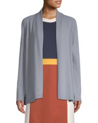 Lafayette 148 New York - Swing Cashmere Cardigan - Lyst
