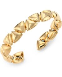 Vhernier - Freccia Mini 18k Rose Gold Bracelet - Lyst