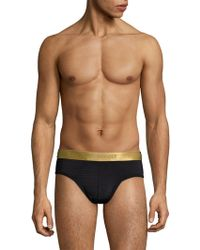 2xist - 2(x)ist Men's Elements Contour Pouch Brief - Silver White - Size Small - Lyst