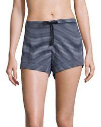 Skin - Striped Shorts - Lyst