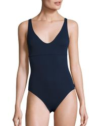 Shan - Techno One-piece Swimsuit - Lyst