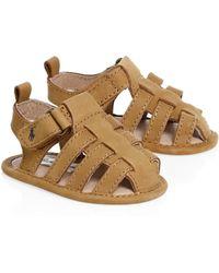 Ralph Lauren | Baby's Darrell Ii Suede Sandals | Lyst