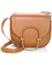 Derek Lam - Hudson Leather Crossbody Bag - Lyst